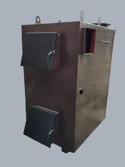 Твердотопливный пиролизный котел серии  KFРV-100 от производителя.